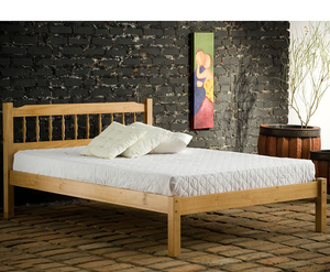 Santos Small Double 4ft Pine Bed *Special Offer*
