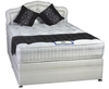 Zurich Orthopaedic 4ft Divan Set no storage headboard - no thank you
