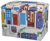 City Life Upholstered Toy Box small toy box