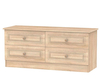 Corrib Bardolino Wooden Bed Box