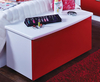 Danni Red & White Teens Blanket Box