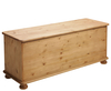 Lord Long Wooden Blanket Box