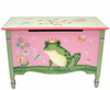 Magic Garden Childrens Toy Box