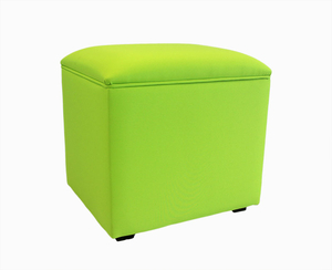 Chests  - Smoothie Lime Small Upholstered Workbox *Special Offer*
