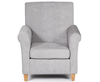 Armchairs Corrigal Grey Fabric Occasional Chair