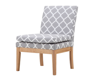 Chairs  - Osprey Fabric Bedroom Chair
