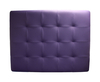 Headboards Holly 4ft 6 Viola Purple Boutique Wall Mounted Headboard *Special Offer* double size - 4ft 6 matt viola
