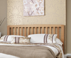 Thornton Oak Headboard single size - 3ft