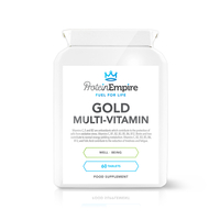 Health & Wellbeing|Food Supplements  - Gold Multi Vitamin 60 Tablets