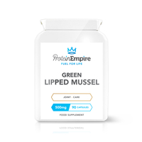 Health & Wellbeing|Food Supplements  - Green Lipped Mussel 500mg 90 Capsules