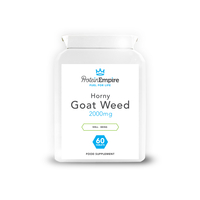 Health & Wellbeing|Food Supplements  - Horny Goat Weed 3 Month supply eBay