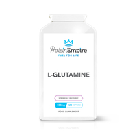 Health & Wellbeing|Food Supplements  - L Glutamine 500mg 120 Capsules