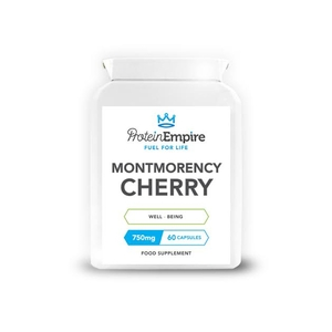 Health & Wellbeing|Food Supplements  - Montmorency Cherry 750mg 60 Capsules