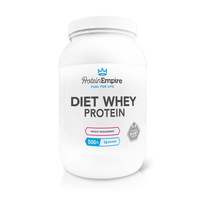 Protein Empire Diet Whey Protein Shake Chocolate 500g