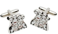Art  - Caroline Shotton - Kids Cufflinks