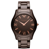 Jewellery Large Emporio Armani Ceramica watch AR1444
