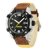 Jewellery Mens Timberland Chocorua yellow canvas watch 13326JPGYB/02