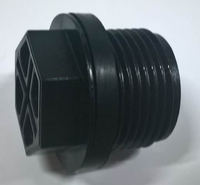 "Other Garden Equipment & Decoration  - 3/4"" BSP Flanged Blanking Plug c/w Seal"