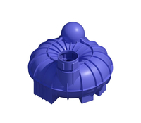 Other Garden Equipment & Decoration  - Underground Tank 5,200 Litres (Bare Tank Only)