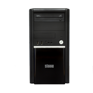 Computer Hardware  - Stone TOWER 145 - i3-4130 3.40GHz - 4GB RAM - 250GB
