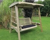Garden Chairs Tonbridge 2 Seater Swing Seat
