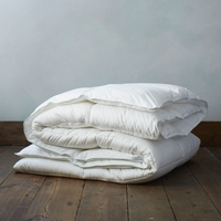 Bedding  - Anti Allergy Microfibre Duvet Single All Season