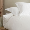 Easycare 180TC Bed Linen - Single Fitted Sheet - White