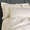 Easycare Bed Linen - 2x Superking Pillowcases - Cream
