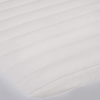 Luxury Cotton Quilted Mattress Protector - Small Single