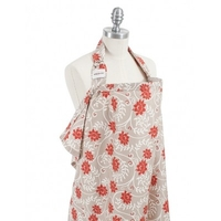 Breast Feeding Equipment  - Bebe Au Lait Nursing Cover - Bali