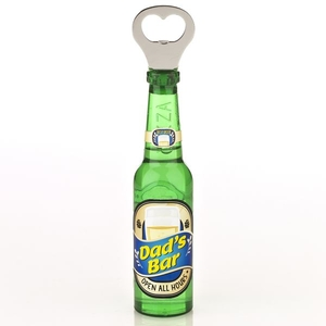 Personalised Gifts  - Beer Bottle Opener - Dad