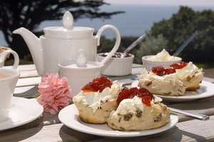 Experience Gifts  - Deluxe Afternoon Tea for Two