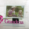 Grandma Glass Photo Frame