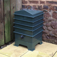 Compost Makers  - 3 Tier Wormery