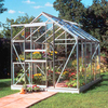 Aluminium Popular Greenhouse - 8