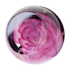 Paperweight - Pink Rose