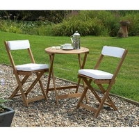 Christmas  - Raffles Bistro Set - Natural