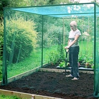 Flower Pots & Stands  - Walk-in Fruit Cage with Door