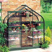 Greenhouses  - Wall Greenhouse