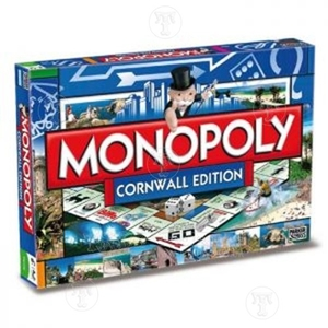 Multiple Player Games  - Cornwall Monopoly Game
