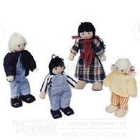 Toys & Games  - Doll Family