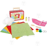 Gifts for Children  - Sewing Kit in a Suitcase