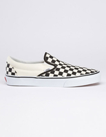 Casuals  - Vans Classic Slip-On - Off White/Black