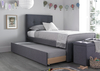 Beds Capri New Grey Guest Bed
