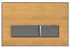 Geberit Sigma50 115.788.00.1 Bespoke Cover Dual Flush Plate for UP320