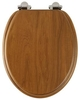 Roper Rhodes 8081HOSC Traditional Soft-Close Toilet Seat