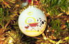 China Bauble - Nativity