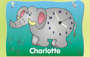 Gifts for Children  - Ellie Shelf Clock