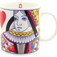 Kitchen Knives  - Queen of Hearts Mug