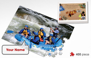 Personalised Gifts  - Rapids Jigsaw